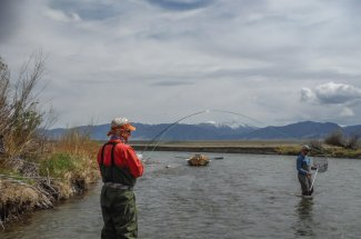 adventure fly fishing montana angler
