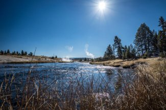 yellowstone national park guided trip fly fishing