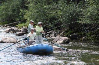 Boulder River Fly Fishing