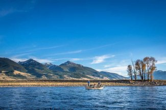 Fall Fly Fishing Trips in Montana