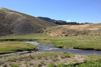 Fly Fishing the Gardner River in Yellowstone National Park