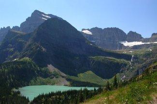 Fly Fishing around Many Glacier in Glacier National Park