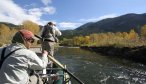 Montana Fly Fishing Guides on the Boulder River