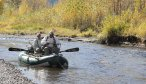Montana Dry Fly Fishing on the Boulder River