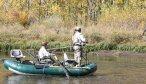 Montana Angler Float Fishing in September