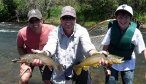 Montana Angler offers wade fishing trips on the Shields River