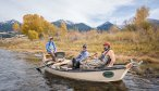 Montana Fly Fishing Guides on the Yellowstone River