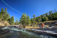 Fishing Montana's National Parks