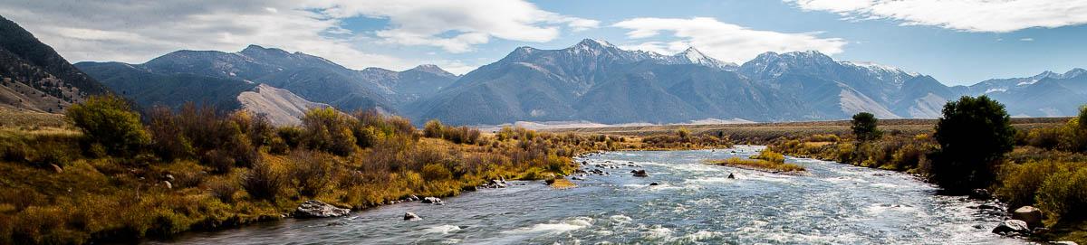 South West Montana Rivers