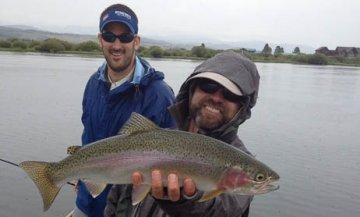 Central Montana Lakes