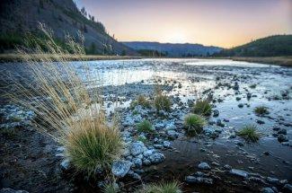 Madison River Yellowstone National Park