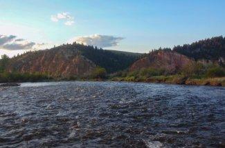 Upper Rock Creek