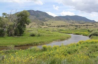 Fly Fishing the Shields River in Montana