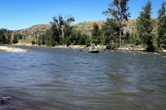 Montana Angler offers float fishing trips on the Stillwater River