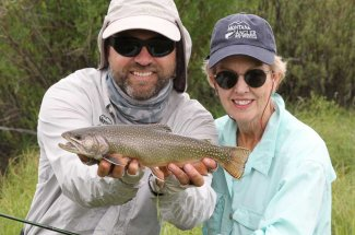 Montana Fly Fishing Trips on the Yaak River