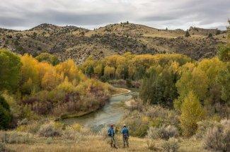 Montana Fly Fishing in September