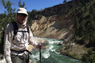 Fly Fishing the Yellowstone River in Yellowstone National Park