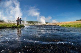 Firehole River Fly Fishing Trips