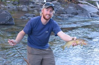 Fly Fishing the Middle Fork of the Flathead River in Montana