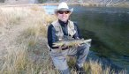 Fly Fishing the Madison River in Yellowstone National Park